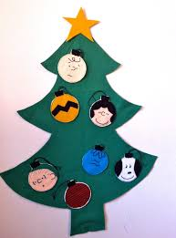 Charlie Brown And Christmas Tree - a little gray charlie brown christmas ornaments tutorial