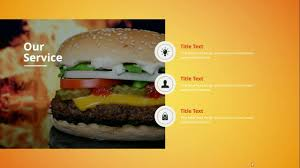 Fast Food Powerpoint Presentation Youtube Fast Food Ppt