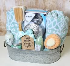 what to give for wedding gift the craft patch shower themed diy wedding gift basket idea