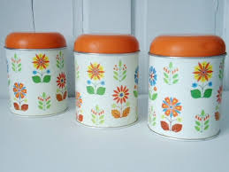 retro canisters kitchen 21 best vintage kitchen canisters images on kitchen