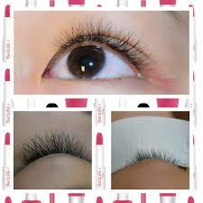 Eyelash Extensions Natural Look Eyelash Extension Natural Look By Tina At V Tech Nails Yelp