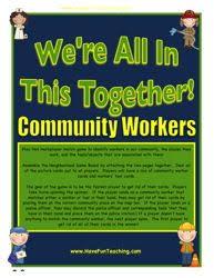 13 best community images on pinterest social studies worksheets