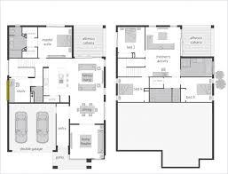 split level homes floor plans floor plan friday split level rear