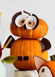 85 new ways to decorate your halloween pumpkins owl pumpkin