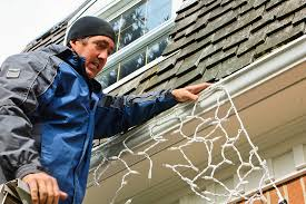 hanging decorations without damaging your roof