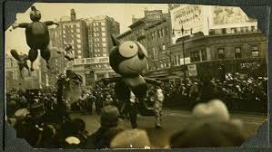 where was the first thanksgiving day parade held vintage photographs from the early days of the macy u0027s thanksgiving