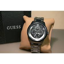 bracelet watches guess images Guess watch mens newport grey stainless steel case and bracelet jpg