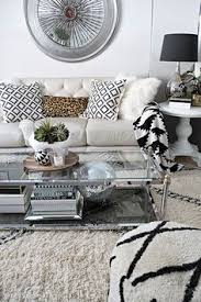 Silver Leather Sofa by An All White Palette Can Make A Small Room Seem A Whole Lot Larger