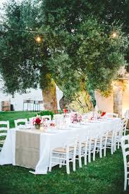 Wedding In The Backyard Destination Wedding In Puglia Italy Ruffled