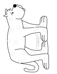 put me in the zoo coloring page ziho coloring