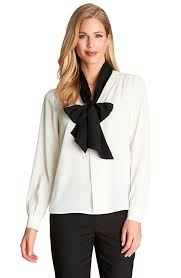 blouses with bows fall preview 2015 tie neck blouses grace