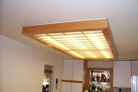 Kitchen Fluorescent Light Fittings Outstanding Kitchen Ceiling Light Fixtures Fluorescent Jeffreypeak