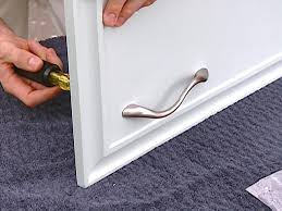 How To Repaint Cabinet Doors How To Paint Kitchen Cabinets How Tos Diy