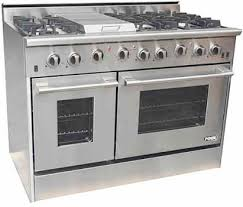 48 Gas Cooktops Nxr Drgb4801 48 Inch Pro Style Gas Range With 6 Sealed Burners