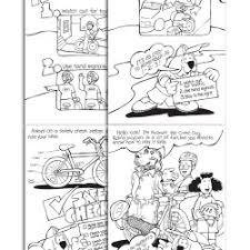 mcgruff u0027s bicycle safety coloring book mcgruff safe kids