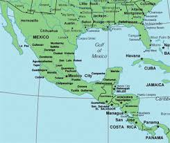 america map zoom central america travel local entertainment service