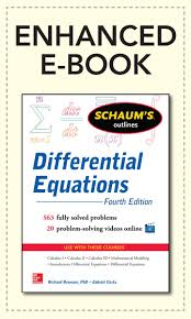 diffeial equations fourth edition
