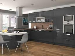 kitchen cabinets modern delight glossy gray modern kitchen cabinets as lowest price ebay