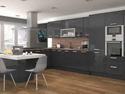 modern grey kitchen cabinets delight glossy gray modern kitchen cabinets as lowest price ebay