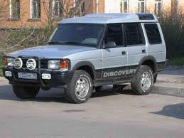 land rover lr4 lifted 1996 land rover discovery information and photos zombiedrive