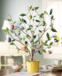 easter trees decorations uk happy easter 2017