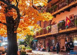 best thanksgiving vacation destinations fall vacation destinations october vacation spots