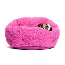 Dog Bed Furniture Sofa by Pet Dog Bed Cuddler Pink Soft Warm Cozy Puppy Cat House Furniture