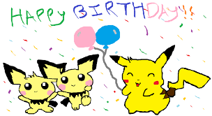 Pokemon Birthday Meme - pokemon birthday card by dangodesu on deviantart