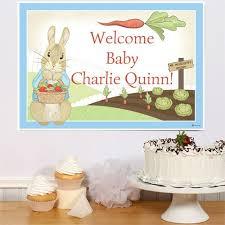 rabbit baby shower rabbit baby shower decorations