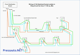 residential wiring diagrams electrical outlet for iron u2013 pressauto net