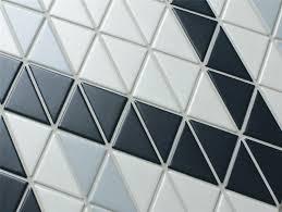 blue mountain ribbon 2 u0027 u0027 triangle geometric tiles floor ant tile