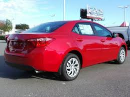 new 2018 toyota corolla le for sale deluca toyota in ocala