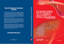 guidelines for the clinical management of thalassaemia 2nd edition