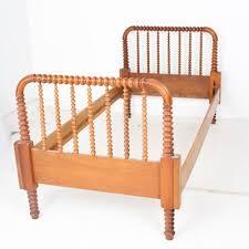 Jenny Lind Full Bed Vintage Jenny Lind Full Size Bed Frame Ebth