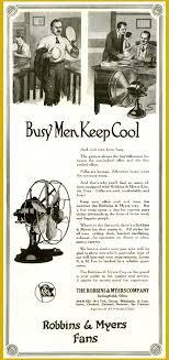 mercury fan cincinnati ohio vintage fan ads