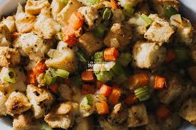 thanksgiving stuffing for two lemongrass stuffing recipe i am a food blog i am a food blog