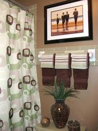 chocolate brown bathroom ideas mesmerizing green and brown bathroom elpro me