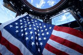 How Many Star On The American Flag Incredible Images Captured From Space Photos Abc News