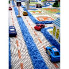 traffic 3d carpets play rug toy creative imaginative