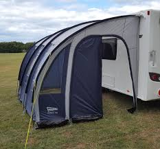 Lightweight Awning Leisurewize Ontario 390 Lightweight Caravan Porch Awning Camping