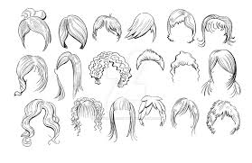 sketches of hair nike minis avatar sketches hair 2 by piratesofbrooklyn on