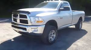 2012 ram 2500 slt 4x4 8ft truck regular cab youtube