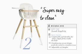 Simple High Chair The Definitive Guide To Buying A High Chair With Grace Timothy Of