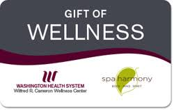 gift card system gift cards washington health system wilfred r cameron wellness