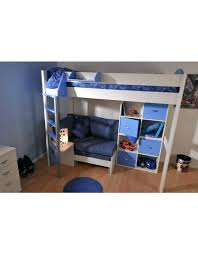 High Sleeper Bed With Desk And Sofa High Sleeper With Desk And Sofa Bed Euprera2009