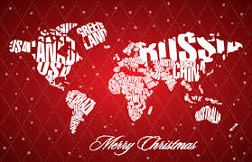 world christmas merry christmas around the world christmas