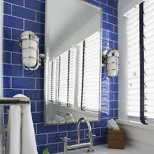 Kids Bathroom Colors Blue Nautical Kids Bathroom Cottage Bathroom