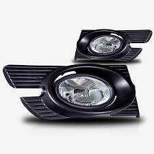 2001 honda accord fog lights 2001 2002 honda accord 4dr sedan oem fog lights kit clear