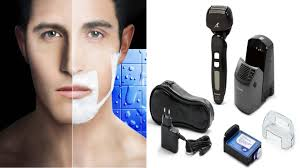 electric shaver is better than a razor for in grown hair panasonic electric shaver es la93 k arc4 mens electric razor