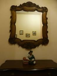 ornamental mirror picture of hotel patio andaluz quito